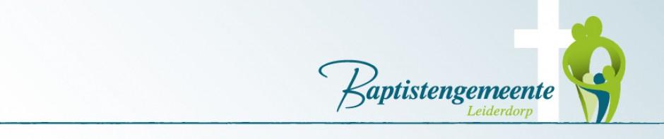 Baptistengemeente Leiderdorp